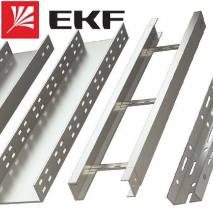 Library of cable trays for AutoCAD MEP
