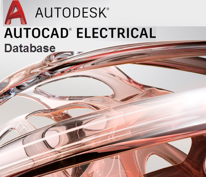 Database for AutoCAD Electrical